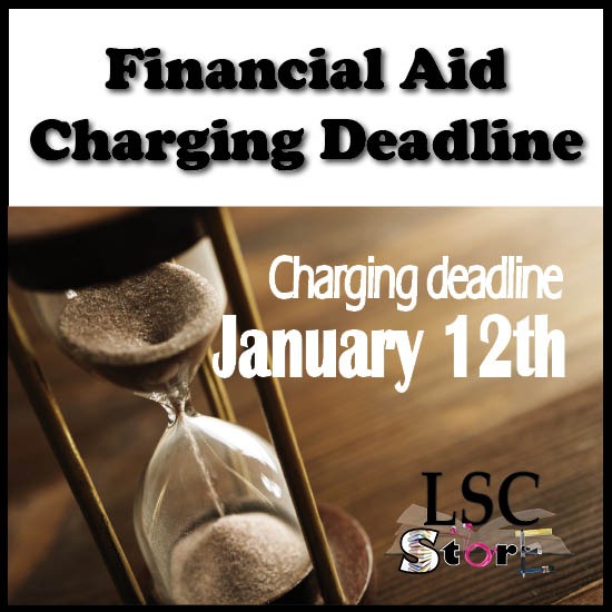 Financial Aid Charging Deadline