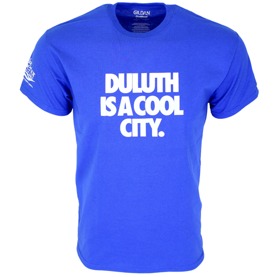 Image For DULUTH IS A COOL CITY TEE