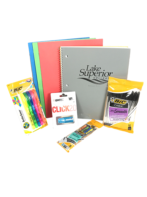 Cover Image For REGULAR SCHOOL SUPPLY KIT - Financial Aid Eligible Item